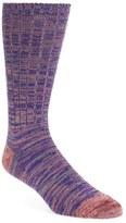 Paul Smith 'Quadtwist' Cotton Blend Socks