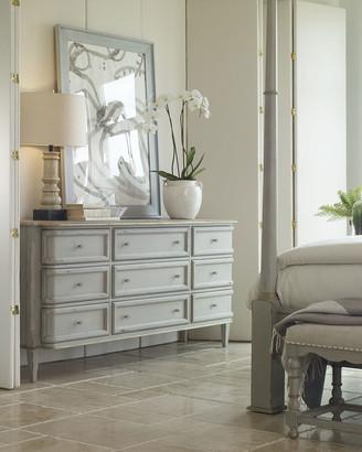 Century Furniture Madeline 9-Drawer Dresser