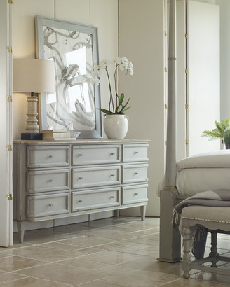Century Furniture Madeline 9-Drawer Dresser