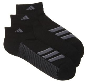 adidas Superlite Men's No Show Socks - 3 Pack