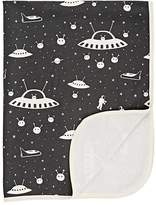Winter Water Factory Outer-Space French Terry Blanket