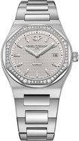 Girard Perregaux Girard-Perregaux 80189D11A131-11A Laureato stainless steel and diamond watch