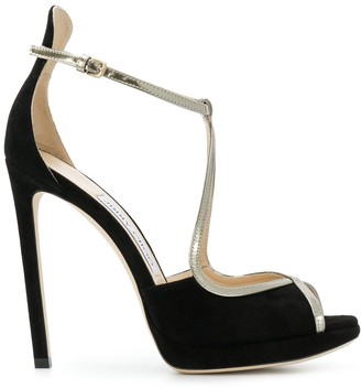 Jimmy Choo Emily high heeled sandals