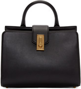 Marc Jacobs Black Leather Small West End Handle Bag