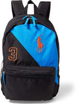 Ralph Lauren Banner Stripe III Backpack