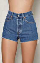 Levi's Sea Island 501 Denim Shorts