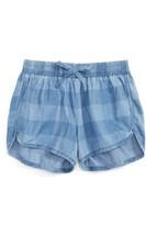 Splendid Girl's Check Shorts