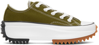 Converse Green Run Star Hike Sneakers