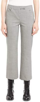 Theory Crop Houndstooth Pants