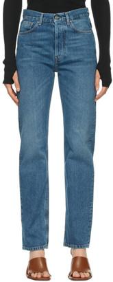 Totême Blue Ease Jeans