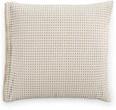 Hotel Collection Modern Eyelet Pair of European Shams, Created for Macy's