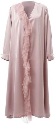 By Moumi Icefall Kaftan Pink