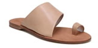 Diane von Furstenberg Brittany Asymmetrical Flat Sandal