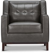 Apt2B Vicente Leather Chair
