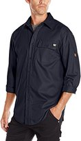 Caterpillar Men's Flame Resistant Twill Shirt
