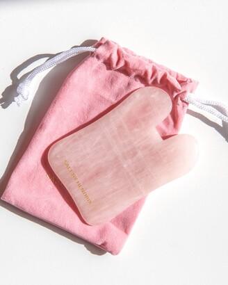 SALT BY HENDRIX Women's Pink Tools - U-nicorn Gua Sha - Rose Quartz - Size One Size at The Iconic