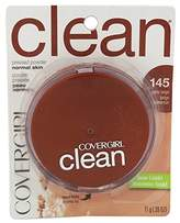 Cover Girl Clean Pressed Powder Foundation Warm Beige .39 oz. (Packaging may vary)