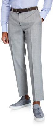 Canali Men's Melange Dress Pants