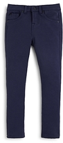 7 For All Mankind Girls' Black Skinny Jeans - Little Kid