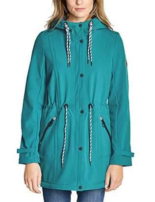 Cecil Women's 100500 Coat, (Juicy Green 11739), X-Small