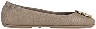 Tory Burch Quilted Minnie Travel Ballet Shoes