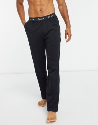 French Connection jersey lounge pant