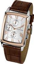 Jacques Lemans Men's 1-1609D Bienne Classic Analog Chronograph Watch