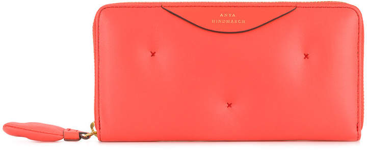 Anya Hindmarch Chubby zip-around wallet