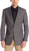 Tommy Hilfiger Men's Sharkskin Suit Separate Jacket