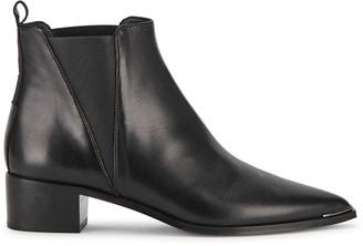 Acne Studios Jensen 40 black Chelsea boots