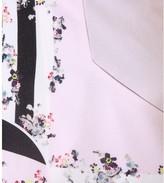 Erdem Frida printed silk skirt