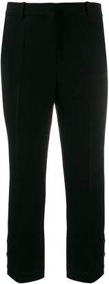 Mulberry cropped trousers
