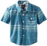 Volcom Boys 2-7 Peterson Shirt