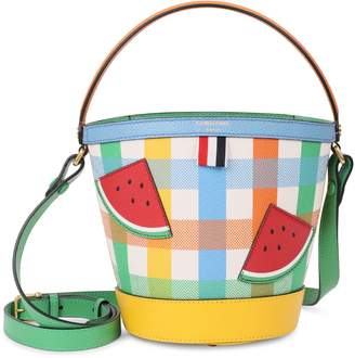 Thom Browne Sand Bucket Bag