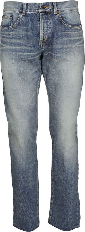 dd51499324 Bandana Raw-edge Jeans
