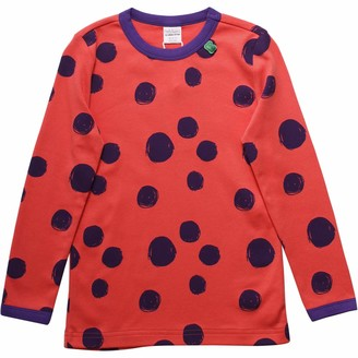 Green Cotton Fred's World by Girl's Circus Dot T T-Shirt