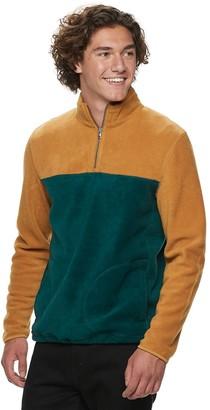 Urban Pipeline Men's Quarter-Zip Fleece Pullover