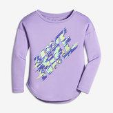 Nike Dry Overdrive Modern Little Kids' (Girls') Long Sleeve Top