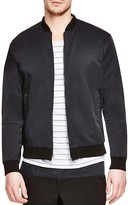 Vince Reversible Wool Bomber Jacket
