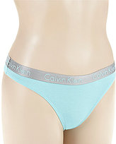 Calvin Klein Radiant Cotton Thong Panty