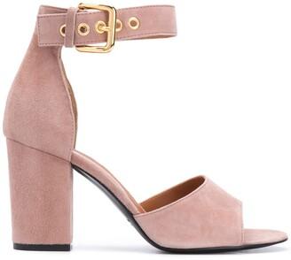 Via Roma 15 2108 Block Heel Sandals