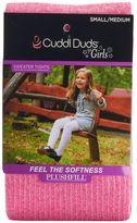 Cuddl Duds Girls 4-16 Twist Rib Sweater Tights
