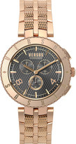 Versus S76180017 Logo Chrono rose-gold watch