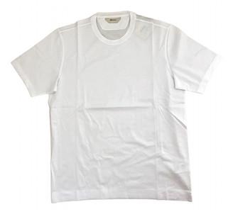 Ermenegildo Zegna White Cotton T-shirts