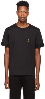 Neil Barrett Black 20th Anniversary T-Shirt