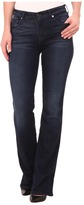 7 For All Mankind Kimmie Bootcut in Slim Illusion Luxe Dark Ink