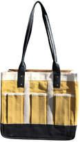 LadyBagsSF Canvas Yellow Garden Bag