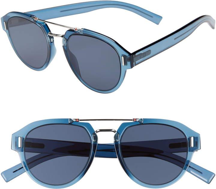 211e539299f8e Christian Dior Blue Men s Sunglasses - ShopStyle