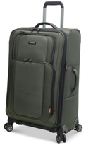 """CLOSEOUT! 70% OFF Pathfinder Presidential 25"""" Expandable Spinner Suitcase, Created for Macy's"""