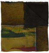 Avant Toi printed scarf